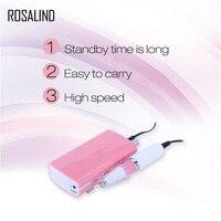 Rosalind Brand Electric pen polishing machine nail polishing machine nail shop dedicated nail grinding machine set