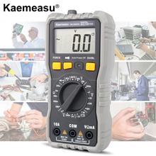 Pocket Digital Multimeter Multifunction High Precision Electrician Universal Meter Repair Tool NCV Battery Measurement KM-DM05A