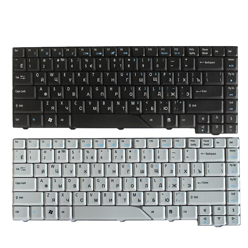 Russian Keyboard For Acer Aspire 4210 4220 4520 4710 4720 4920 5220 5310 5520 5710 5720 5910 5920 5930 6920 RU Laptop Keyboard