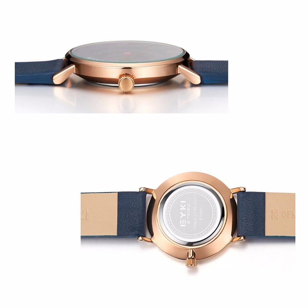 Luxo barnd relógio de quartzo de qualidade superior mulher relógios caixa ouro mostrador preto aaa qualidade pulseira aço inoxidável presentes das senhoras - 3