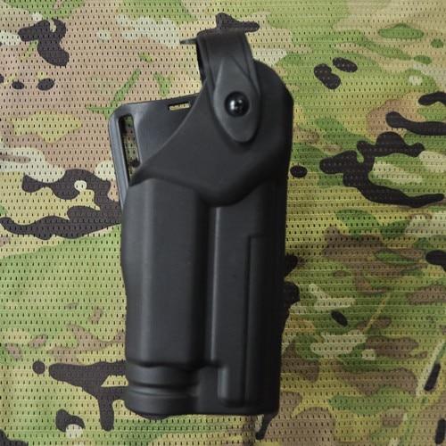 Militar tático poliuretano airsoft p226 cinto coldre