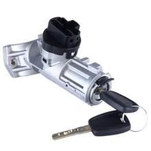 Auto Zündschloss Sperren Zylinder Mit 2 Schlüssel Für Peogeot Boxer Fiat Citroen 2006-Z + 1348421080 1371430080 1361031080