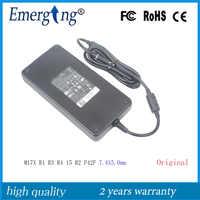 19.5V 12.3A 240W 7.4X5.0mm Originale AC Adattatori per Notebook Per Dell Alienware M17X R1 R3 R4 15 r2 P42F