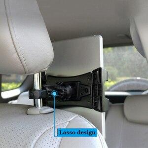 Image 3 - Vmonv Tablet Car Holder For iPad Pro 12.9 Adjustable Car Headrest Stand Back Seat Bracket Mount For 4.7 13 inch Mobile Phone PC