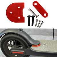Super vender-para xiaomi scooter mijia m365 m187 kit completo para 10 Polegada rodas atualizar 10red vermelho