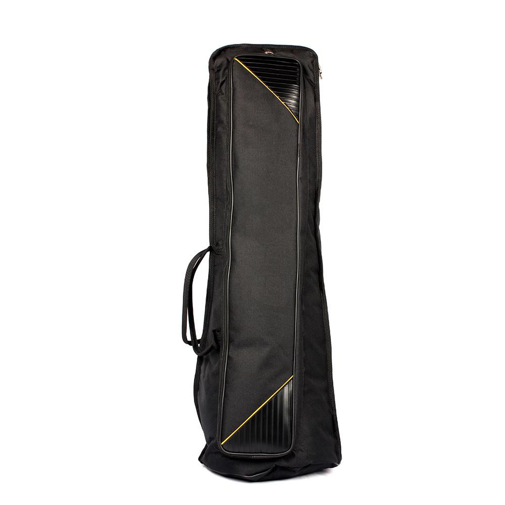 Oxford Cloth Alto/Tenor Trombone Storage Bag Carry Bag Shoulder Bag Brass Musical Instrument Case Parts Accessory