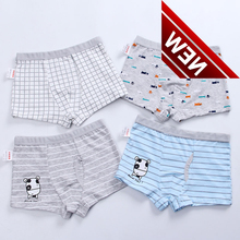 Boys'underwear With Cartoon Characters Lovely Cotton Pants With Boys' Underwear Boys Aged 2 To 12