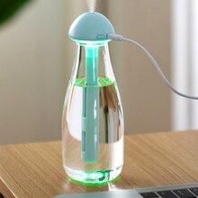 350ML Humidificador de aire ultrasónico sin limitación difusores de aromaterapia Mini Humidificador fabricante de