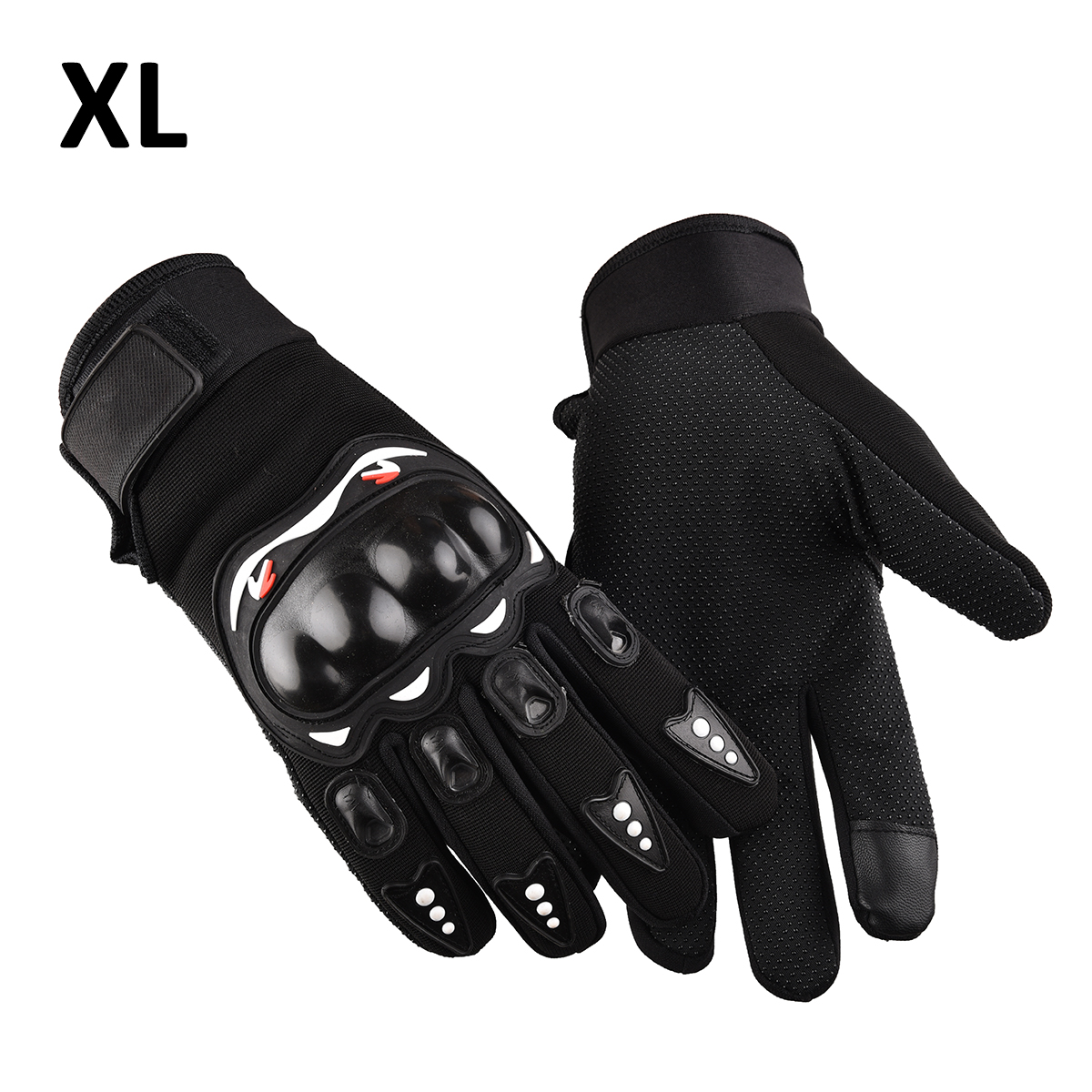 Motorcycle Drop Resistance Gloves Windproof Coldproof Winter Cycling Gloves for Motorcycle Climbing Skiing Outdoor Sports Gloves