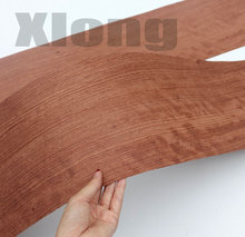 Length:2.5Meters Width:20 Thickness:0.5mm Natural Pear Straight Grain Wooden Box Speaker Wood Veneer