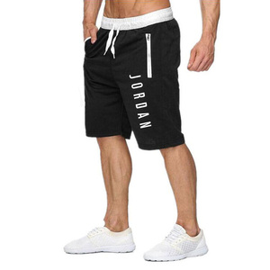 New brand shorts men's fitness bodybuilding shorts men's summer fitness workout men's breathable quick-drying sportswear jogger
