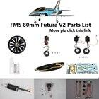 FMS 80mm Futura V2 E...