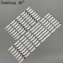 42Pcs 832Mmled Backlight Lampstrip 13 Led Voor Samsung 40Inch D2GE-400SCA-R3 Tv UA40F5500 2013SVS40F UE40F6400 D2GE-400SCB-R3 Lcd