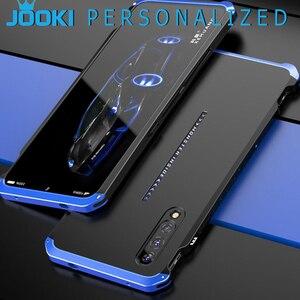 Image 1 - Iqoo 프로 럭셔리 금속 범퍼 케이스 iqoo 프로 알루미늄 프레임 3d 보호 커버 vivo s1 v15 s1pro 범퍼 케이스 v15 프로