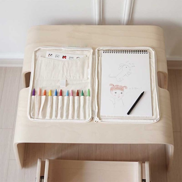 Baby-Drawing-Toys-Children-s-Canvas-Brush-Storage-Bag-Crayon-Large-Multi-functional-Capacity-Learning-Education