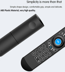 Image 4 - G21 פרו 2.4G קול אוויר עכבר IR למידה גוגל עוזר קול חיפוש עבור אנדרואיד טלוויזיה חכמה תיבת PK G10s g20s G30s שלט רחוק