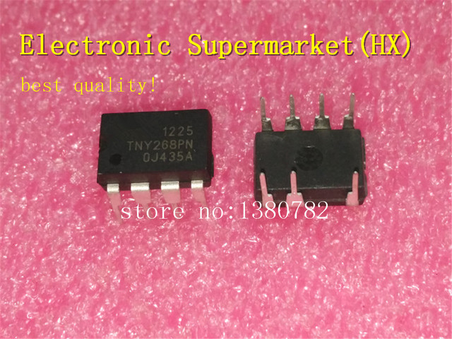 Free Shipping 100pcs/lots TNY268PN TNY268 DIP 7  New original  IC In stock!