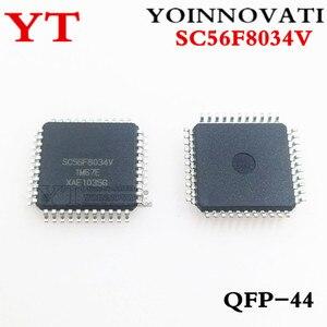 Image 1 - 5 sztuk/partia SC56F8034V SC56F8034 8034 TQFP44 IC