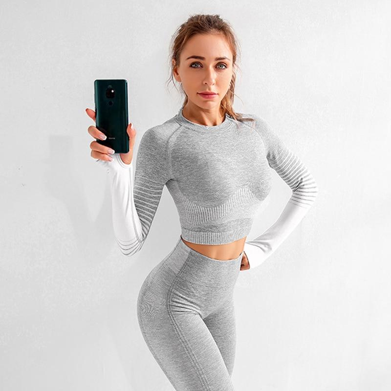 Hip Lifting Fitness Yoga Gym Sets