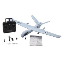RC Airplane Remote-Control Z51 Predator Glider-Drone Wingspan Kids 2CH with Built-In
