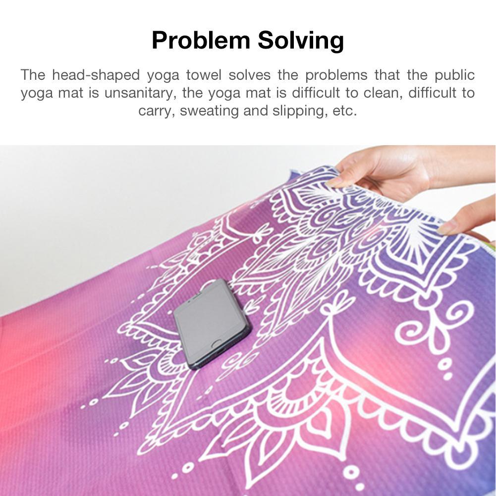 Cobertores p/ ioga