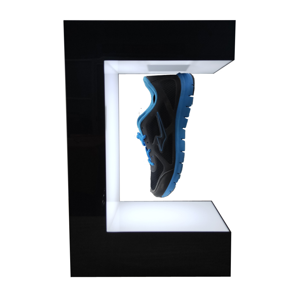 Magnetic Levitation Floating shoe bottle gedgets shop product's Sample display stand holds 400 600g weight |Bookcases| |  - title=
