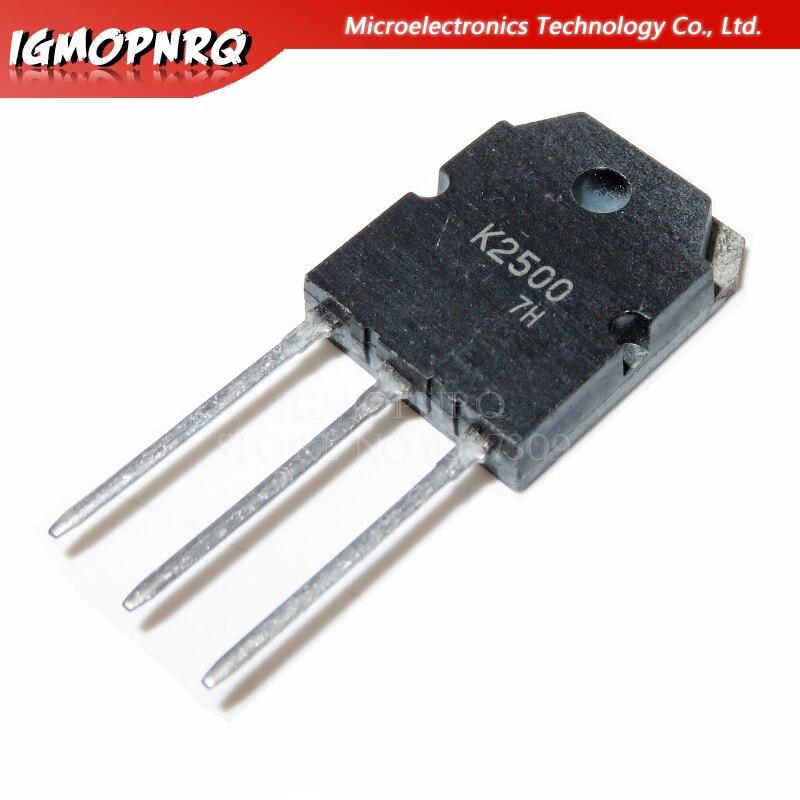 5PCS 2SK2500 K2500 NEC TO-3P