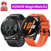 EHRE Magie Uhr 2 Smartwatch Kirin A1 Herz Rate Tracker 14 Tage Batterie Lebensdauer Anruf Ehre uhr magie 2