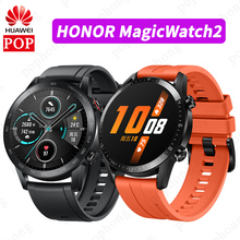 HONOR Magia Orologio 2 Smartwatch Kirin A1 Frequenza Cardiaca Tracker 14 Giorni La Durata Della Batteria Del Telefono Chiamata Honor orologio magia 2