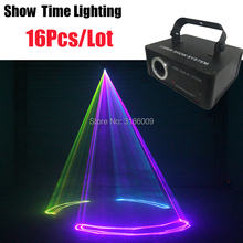 New Arrival Super Cost-effective Disco Laser 16Pcs/Lot Good Package For Shipping Use Home Party Dj KTV Christmas