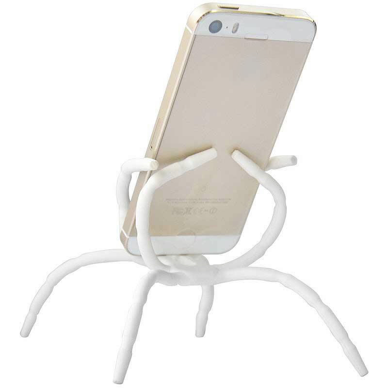 Spider Mobile Phone Holder Universal Lazy Mobile Phone Holder Desktop Phone Holder Bracket  For Iphone Huawei Samsung Xiaomi