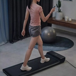 Xiaomi A1 Pro, equipo de Fitness silencioso para interiores, almohadilla plegable delgada inteligente para caminar, trotar, caminar, cinta de correr, uso en el hogar