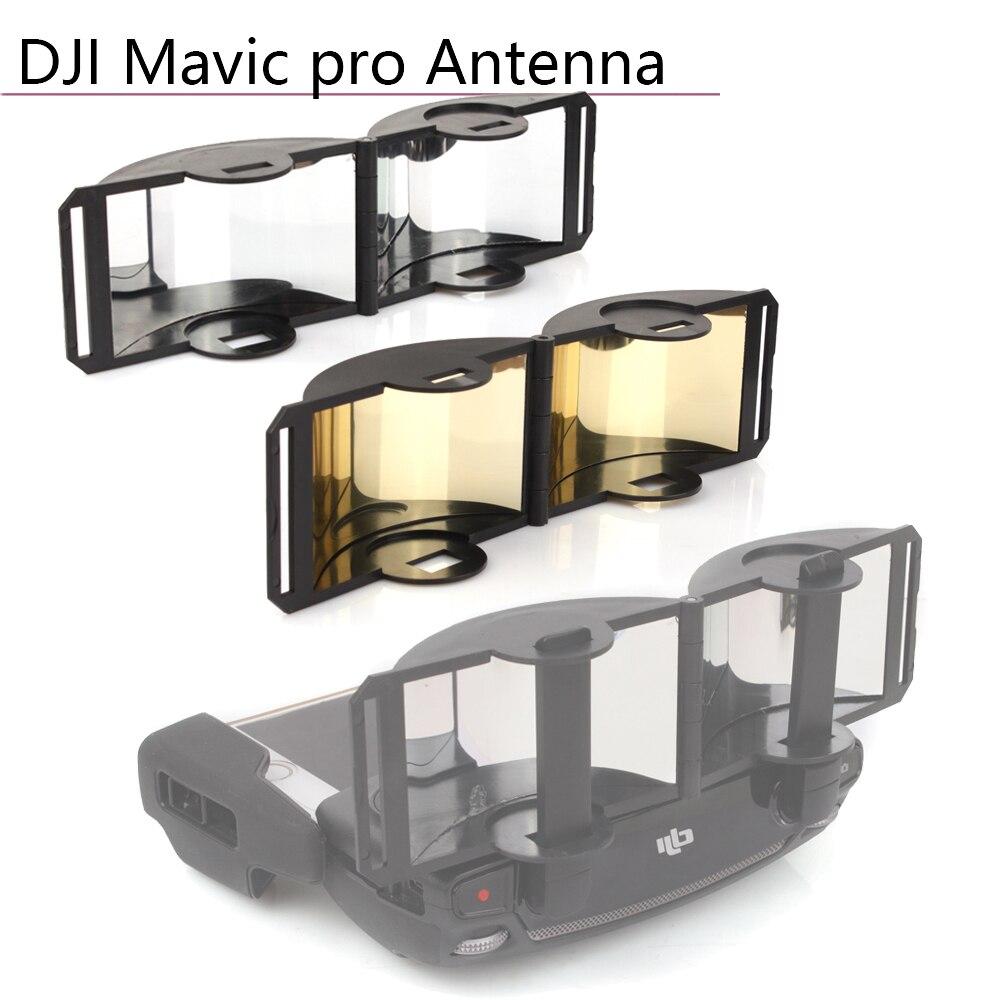 Foldable Antenna Signal Booster For DJI Mavic Pro Air Mavic 2 Zoom Mini Range Extender Drone Remote Controller Accessories