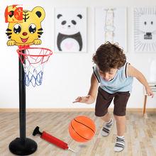 Детский баскетбольный стенд игрушки для детей 2 3 6 лет дома