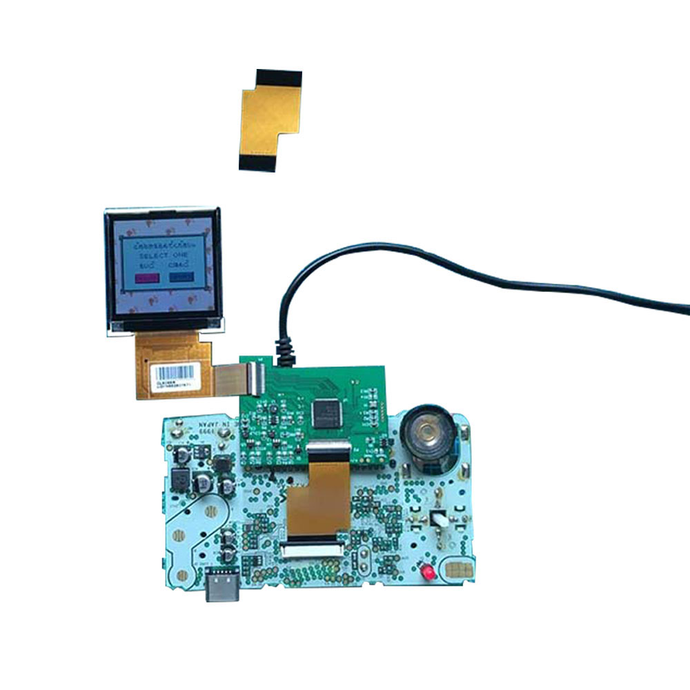 Remplacement pour NGPC rétro-éclairage LCD écran haute lumière Kits de Modification pour SNK NGPC Console LCD écran lumière gamepad accessoires - 5