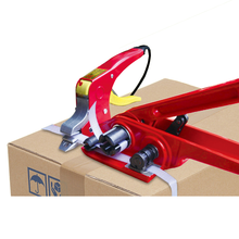 1PC 220V Electric Strapping Welding Tool Equipment PP Straps Manual Packing Machine for Carton Seal/Packaging/Packer electric strapping welding tool straps manual packing machine for carton seal