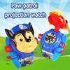Paw Patrol Electronic Projection Watch Reloj Patrulla Canina Puppy Watch Patrol Children Birthday Partydecorations Gift 4