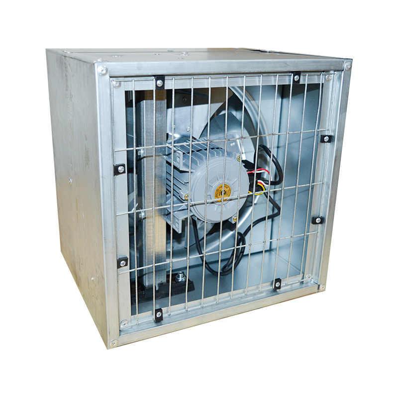 Industrial Exhaust Fan High Power Extractor Ventilation Machine