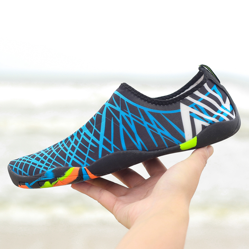 Men Women  Aqua Shoes Sneakers Quick Dry Swimming Footwear Unisex Outdoor Breathable Upstream Beach Shoes