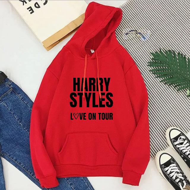 HARRY STYLES LOVE ON TOUR HOODIE