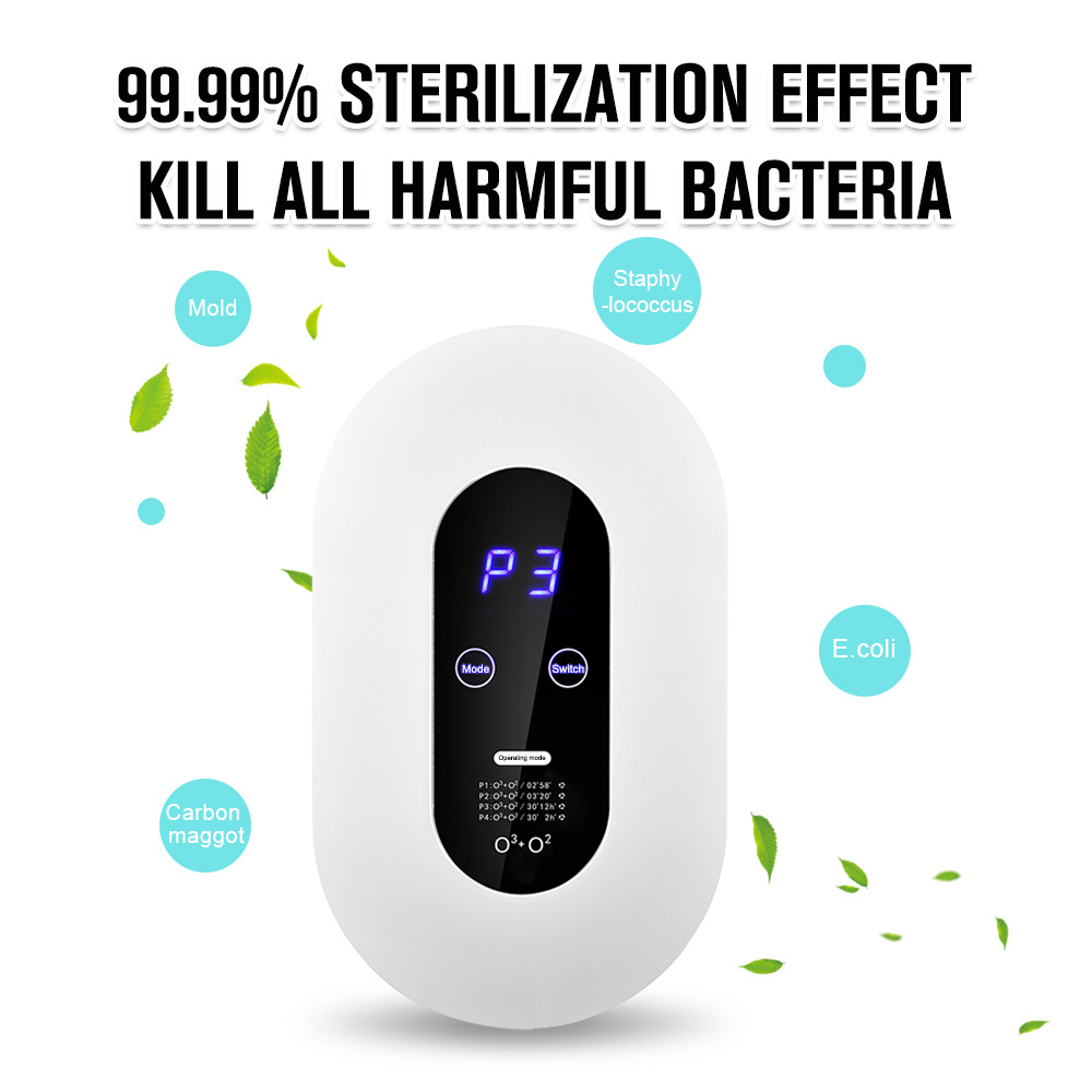 Air Disinfector Purifier Household Ozone Machine Office Bedroom Living Room Kitchen Toilet Deodorization Deodorization Steriliza