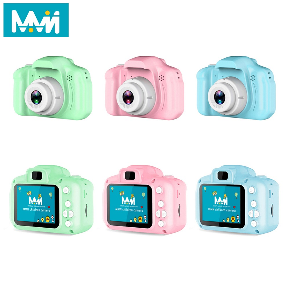 H4e1aab7fd11f4378a3aba17dd36e6dabM Children Mini Camera Kids Educational Toys for Children Baby Gifts Birthday Gift Digital Camera 1080P Projection Video Camera