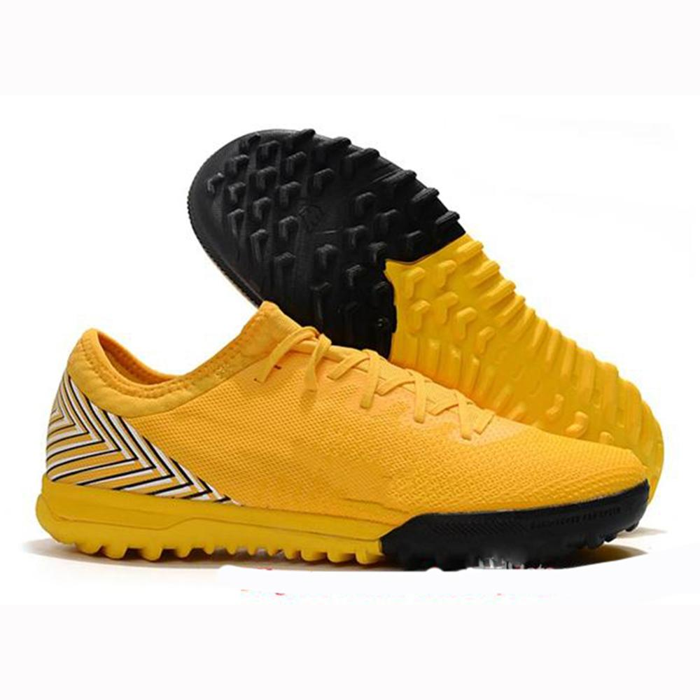 Mens soccer shoes VaporX VII Pro TF IC cr7 sport football