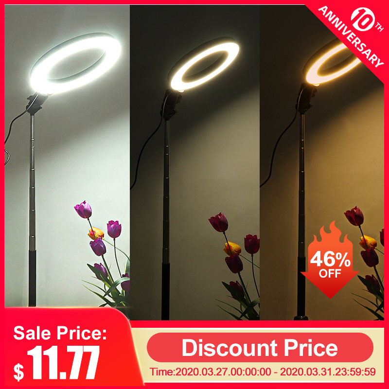 Photography Dimmable LED Selfie…