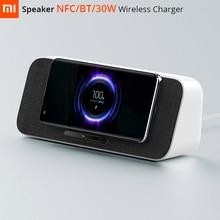Original Xiaomi Wireless Charger 30W Max For Mi 10 9 Pro (30W) / Mi 9 (20W) Qi EPP Compatible Cellphone (5 10W) BT NFC Speaker