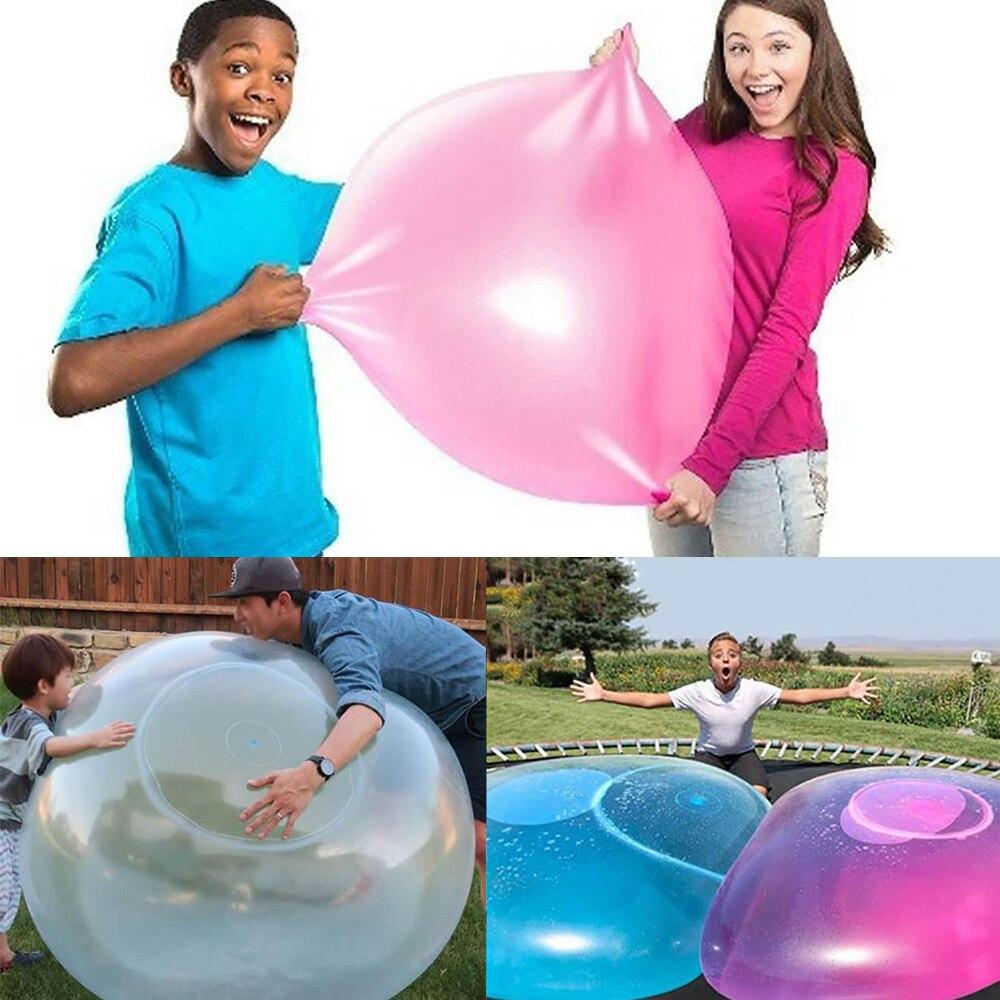 XL надувные шары для внутреннего использования на открытом воздухе магические шарики пузыри 120 см надувные шарики пузырьки игрушки|Мячики|   | АлиЭкспресс