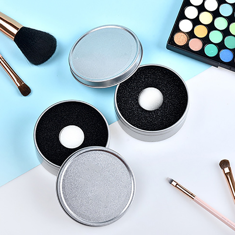 1 Pc New Brush Clean Box 1pcs Suitable For Makeup Brushes Clean Beauty Essential Make Up Tools