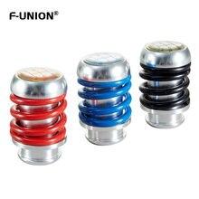 F union универсальная ручка автомобильный Стайлинг алюминиевая