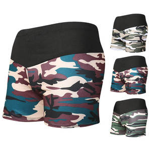 Men Shorts Pants Hot Camouflage Bath Summer Women Home Holiday Vocation