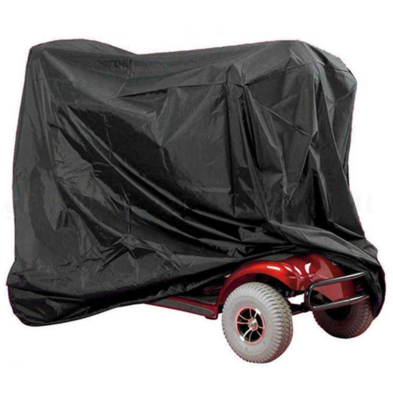 170x61x117 см 190T водонепроницаемые подвижные Чехлы для скутеров на открытом воздухе в помещении дождь УФ Защита от солнца защита от пыли D49